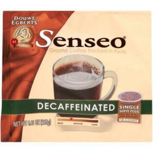 Senseo Decaffeinated Coffee 6 Count