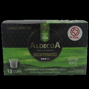 Aldecoa Decaf